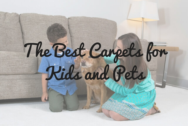 How to Choose Carpets for Kids and Pets