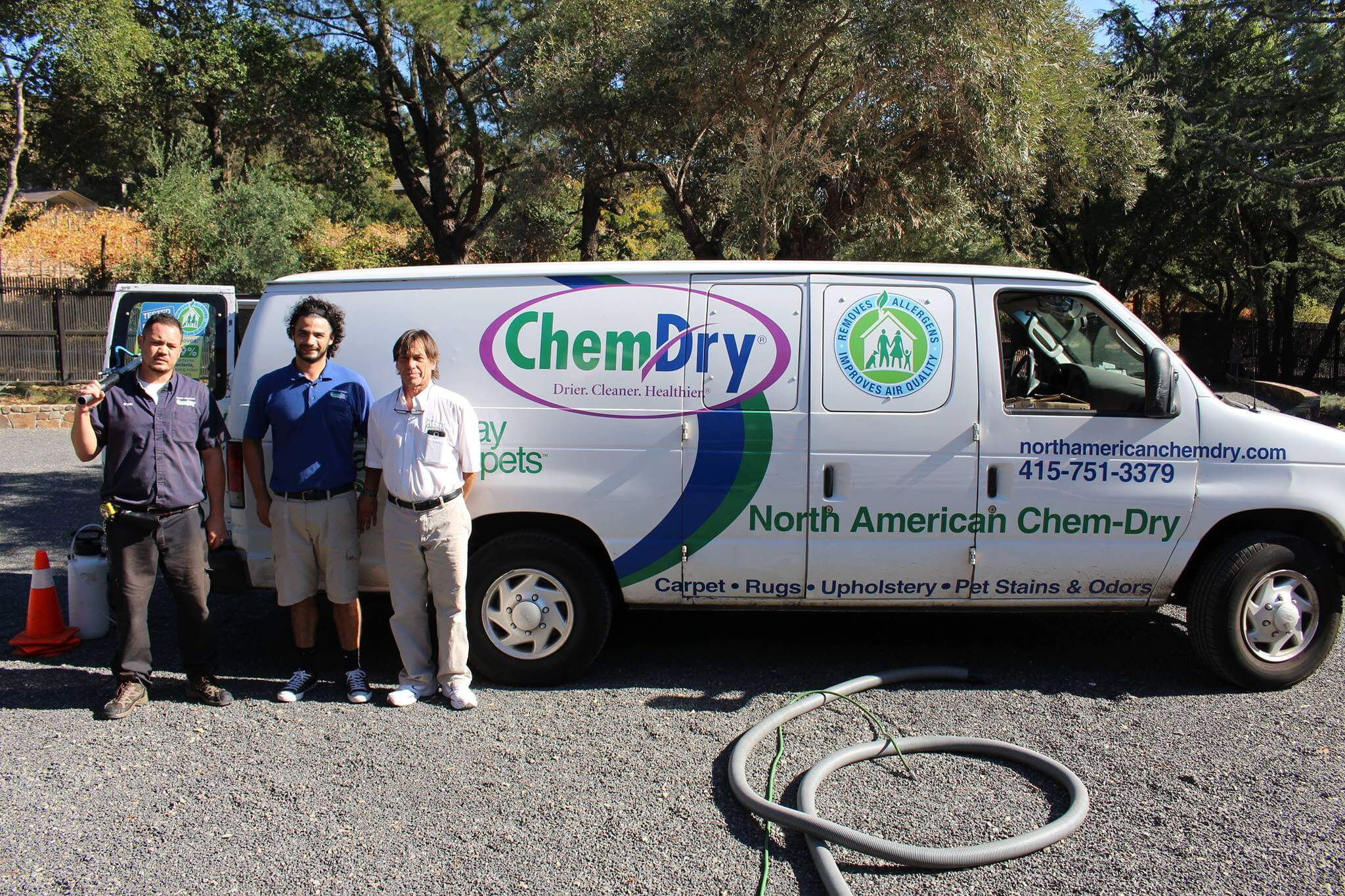 carpet cleaning company in san francisco