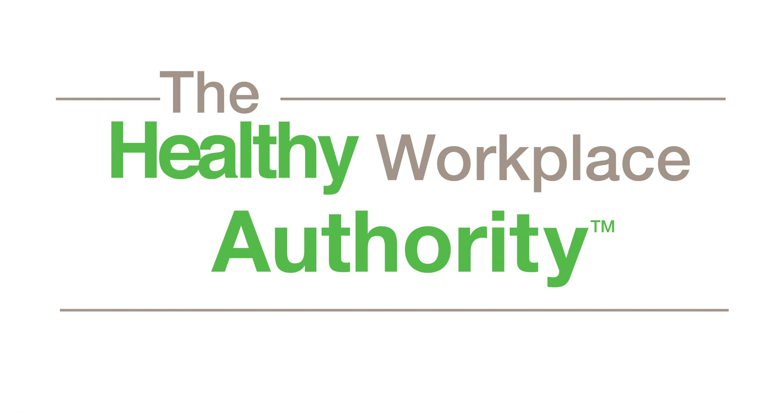 The healthy workplace experts