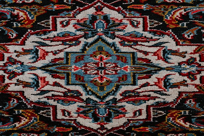 Deep clean an Oriental Rug