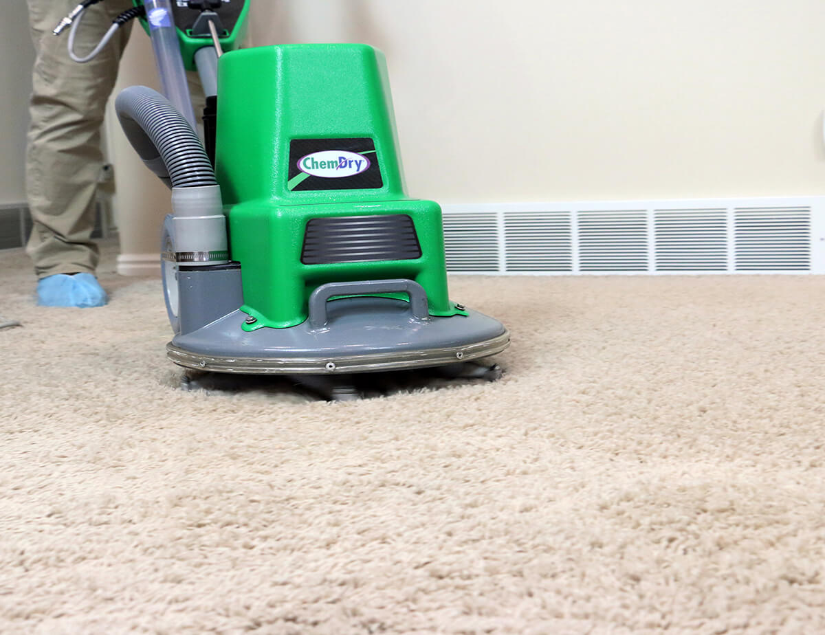 San Francisco carpet cleaning team
