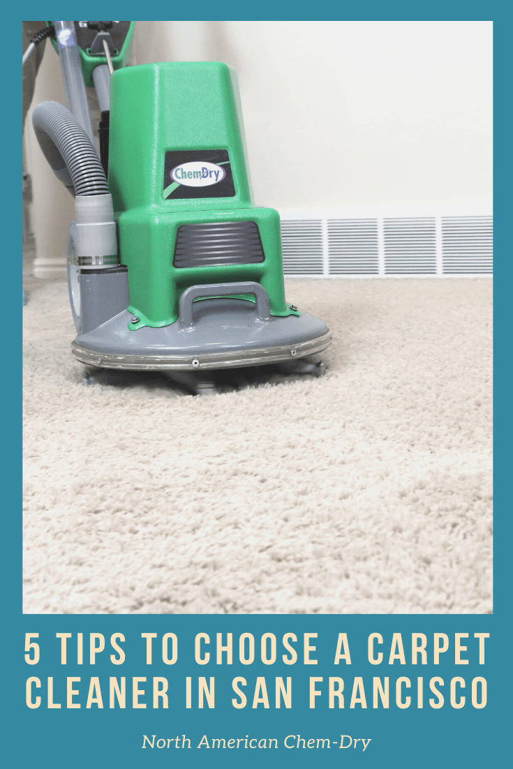 carpet cleaners in San Francisco, CA